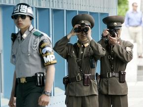 КНДР частично открыла границу с Южной Кореей