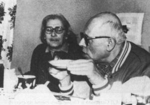 В США умерла вдова академика Сахарова, известная правозащитница Елена Боннэр
