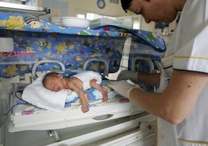 В Италии женщина родила шестерню