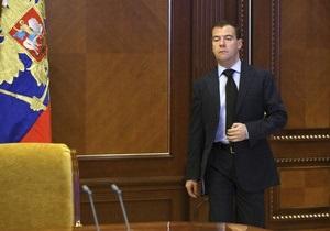 Пожары в России: Медведев ввел режим чрезвычайной ситуации в семи регионах