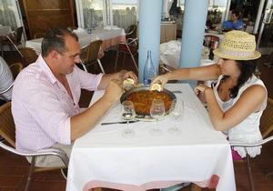 Мадридские рестораны временно введут 50-процентные скидки на все меню
