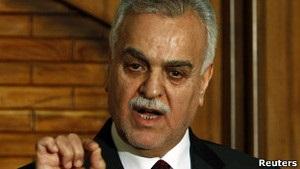 Выдан ордер на арест вице-президента Ирака