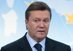 Янукович признал, что уступает Тимошенко в артистизме