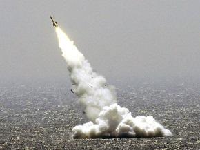 Россия вновь запустила баллистическую ракету Синева