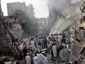 Фотогалерея: Теракт в Пакистане. Мишень - женщины и дети