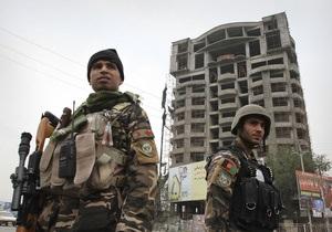 Атака талибов на центр Кабула продлилась около 20 часов