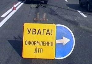 В Скадовске автомобиль насмерть сбил двух человек