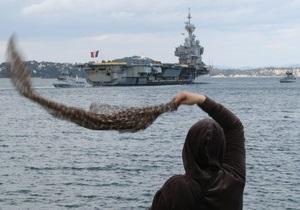 МИД Франции не исключил скорого участия НАТО в военной операции в Ливии