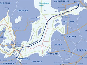 Ъ: Бундесвер против строительства Nord Stream