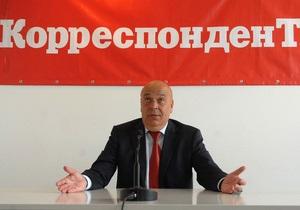Корреспондент-ТВ: Милиционеры отдают своему начальству 90% взяток - интервью с Москалем