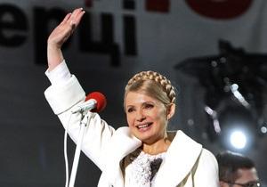 Тимошенко: После выборов доллар в Украине будет стоить шесть гривен