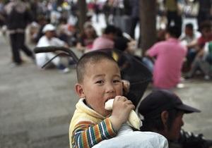 В Китае двухлетнего ребенка спасли благодаря iPhone