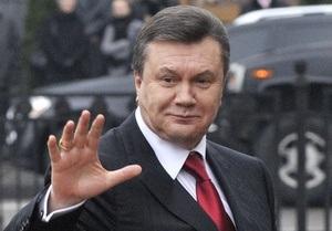 Янукович прибыл в Вашингтон