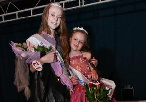Украинка победила на Мини-мисс Вселенная в Турции