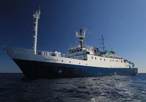 США отправят корабль, исследовавший Титаник, на поиски сбитого Сирией турецкого истребителя