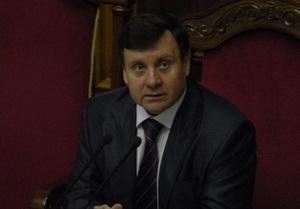 Мартынюку исполнилось 60 лет: Янукович наградил первого вице-спикера орденом