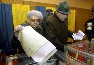 Сотрудники МВД не зафиксировали серьезных нарушений, связанных с выборами