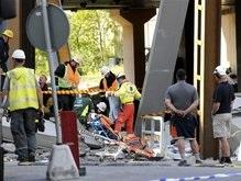 В Швеции рухнула карусель: 40 пострадавших