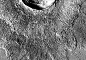 Новости науки  - Марс - марсианские кратеры: Необычные кратеры на Марсе являются следами древней мерзлоты - планетологи