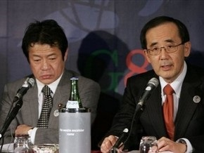 Министра финансов Японии сочли пьяным на саммите стран G7