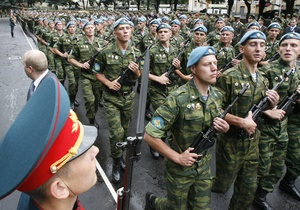 Российским контрактникам будут платить офицерскую зарплату