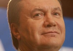 Янукович одобрил проведение выборов Рады в октябре 2012 года, а президента - в марте 2015-го