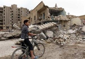 Аль-Каида взяла на себя ответственность за теракты в дипломатическом районе Багдада