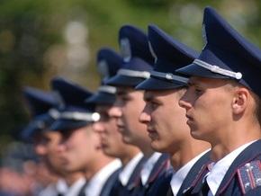 В выходные на улицах Киева будут патрулировать 4,5 тысяч милиционеров