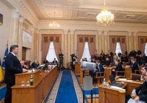 Ъ выяснил причины увольнения львовского и запорожского губернаторов