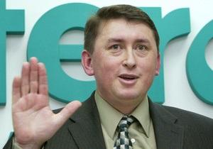 Суд выдал санкцию на арест Мельниченко