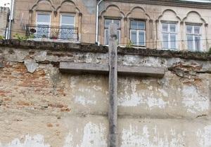 Янукович распорядился передать львовский музей Тюрьма на Лонцкого Институту нацпамяти