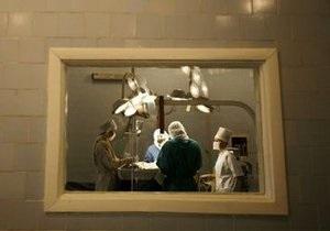 В Китае полиция арестовала трех врачей за незаконную трансплантацию органов
