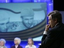 Ющенко: Первыми, кого расстреляли немцы в Киеве, были евреи и воины УПА