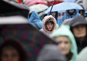 Кабмину Азарова пригрозили массовыми протестами из-за пенсионной реформы