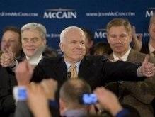 Маккейн выиграл очередной раунд праймериз у республиканцев