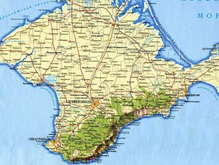 Акция в Симферополе: Татаррры вон