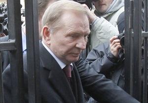 Суд возобновил досудебное следствие по обвинению Кучмы в причастности к убийству Гонгадзе
