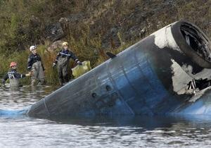 МАК: Экипаж разбившегося под Ярославлем Як-42 мог предотвратить катастрофу