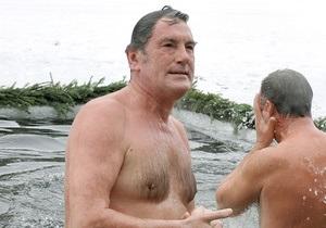 Фотогалерея: Политическое Крещение