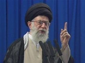 Духовный лидер Ирана призвал иранцев сохранять мир и спокойствие