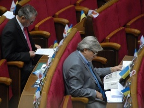 БЮТ не будет голосовать за отставку министров, пока не найдет им замену
