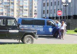В Луцке в связи с сообщением о минировании из здания ОГА эвакуировали всех сотрудников