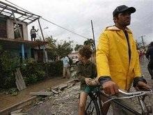 Куба попросила США ослабить эмбарго из-за ураганов