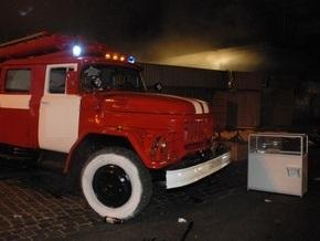 В Киеве в Дарнице сгорели пять балконов