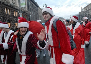 Украинские медики: Традицию новогоднего разгула нужно ломать