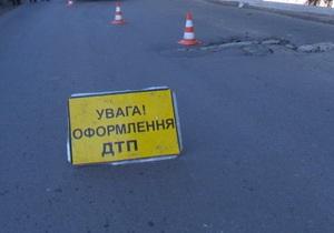 В Полтавской области в ДТП погиб человек, еще шестеро получили травмы