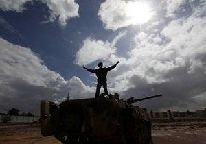 В Ливии местные лидеры объявили богатый нефтью регион полуавтономным