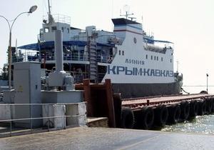 Украина и Россия определятся с местом строительства Керченского моста не ранее 2013 года