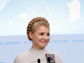 Тимошенко рассказала, в какой армии нуждается Украина