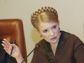 Тимошенко полетит в Японию